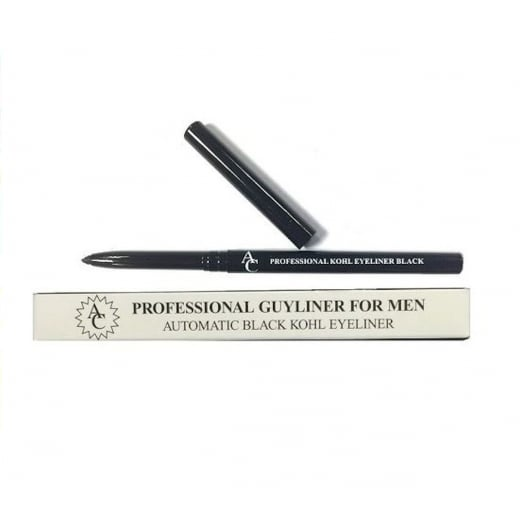 AC Professional Black Guyliner For Men