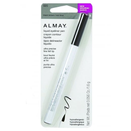 Almay Almay Liquid Eyeliner Pen - 020 Black Brown