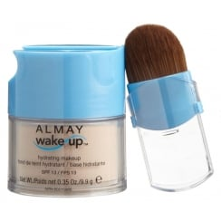 Almay Wake Up Hydrating Face Powder - 010 Ivory