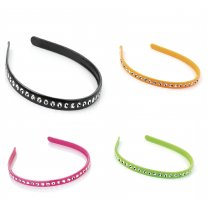 Crystal Studded Headband Alice Band Hair Band Hair Accessory