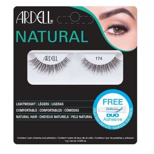 Ardell False Lashes Natural - 174 Black
