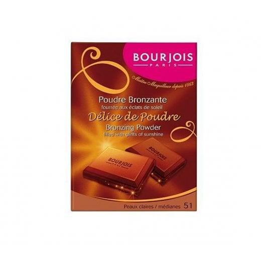 Bourjois Delice de Poudre Bronzing Powder - 51