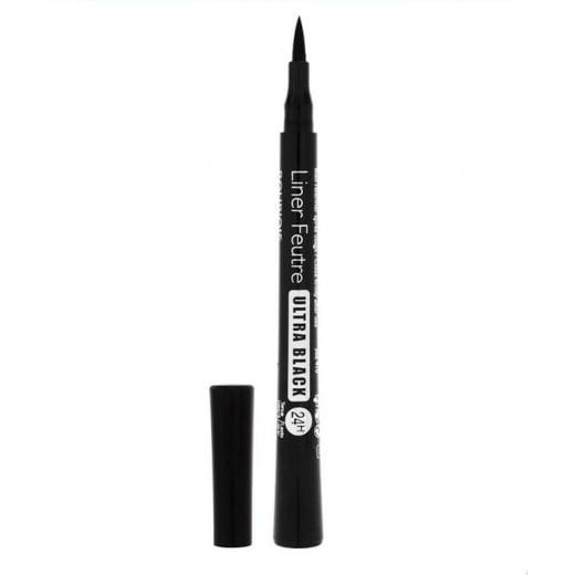 Bourjois Liner Feutre Felt Tip Eyeliner Pen - Ultra Black