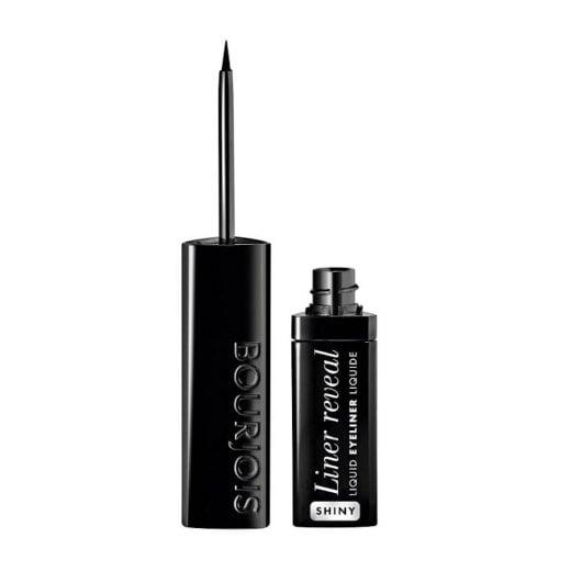 Bourjois Liner Reveal Liquid Eyeliner - Shiny Black