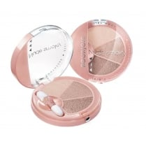 Bourjois Nude Smoky Trio Eyeshadow - 19 Rose Boudoir
