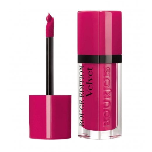Bourjois Rouge Edition Velvet Matte Liquid Lipstick