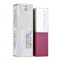 Clinique Pop Lip Colour & Primer - 14 Plum Pop