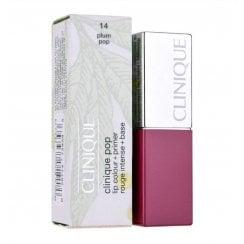 Clinique Pop Lip Colour & Primer - 14 Plum Pop