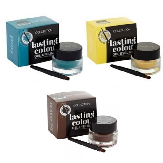 Collection 2000 Collection Lasting Colour Gel Eyeliner