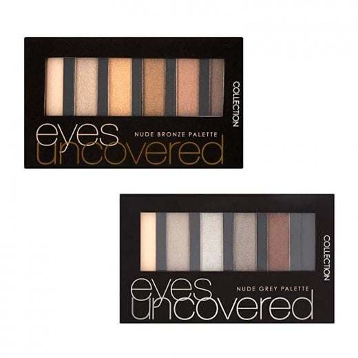 Collection Eyes Uncovered Eyeshadow Palette