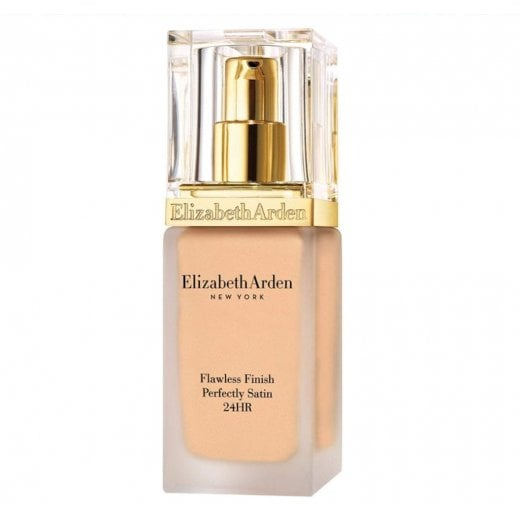 Elizabeth Arden Flawless Finish Perfectly Satin 24HR Makeup - 01 Alabaster