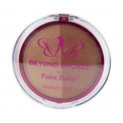 Fake Bake Beyond Bronze Compact - Bronze Light