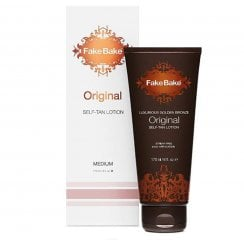 Fake Bake Original Self Tan Lotion - Medium