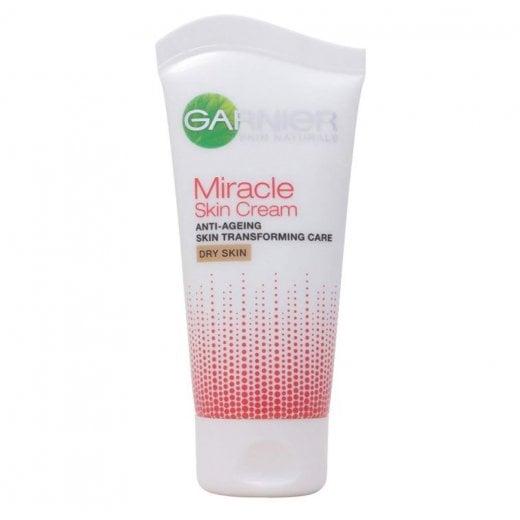 Garnier Skin Naturals Miracle Skin Cream - Dry Skin