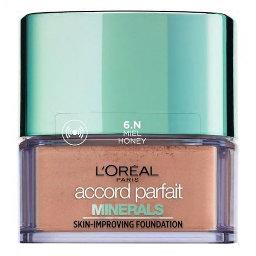 L'Oreal Accord Parfait (True Match) Minerals Foundation