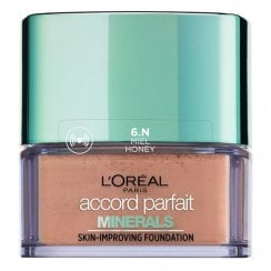 L'Oreal Accord Parfait (True Match) Minerals Foundation
