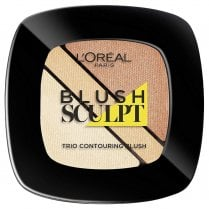 L'Oreal Blush Sculpt Trio Contouring Blush - 101 Soft Sand