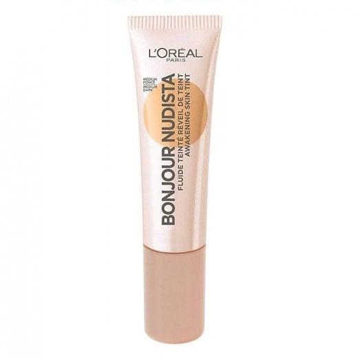 L'Oreal Bonjour Nudista Skin BB Cream - Medium Dark 12ml