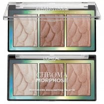 L'Oreal Chroma Morphose Highlighting Palette