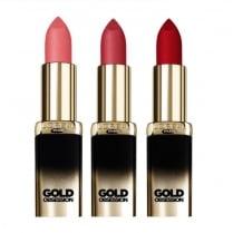 L'Oreal Color Riche Gold Obsession Lipstick