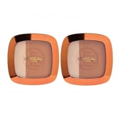 L'Oreal Glam Bronze Powder Duo