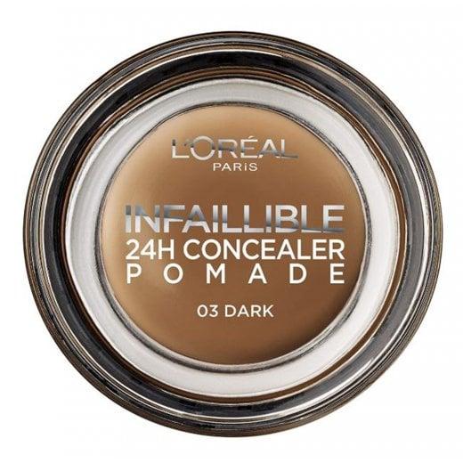 L'Oreal Infallible Concealer Pomade - 03 Dark