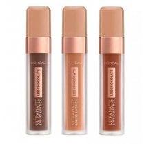 L'Oreal Les Chocolats Ultra Matte Liquid Lipstick