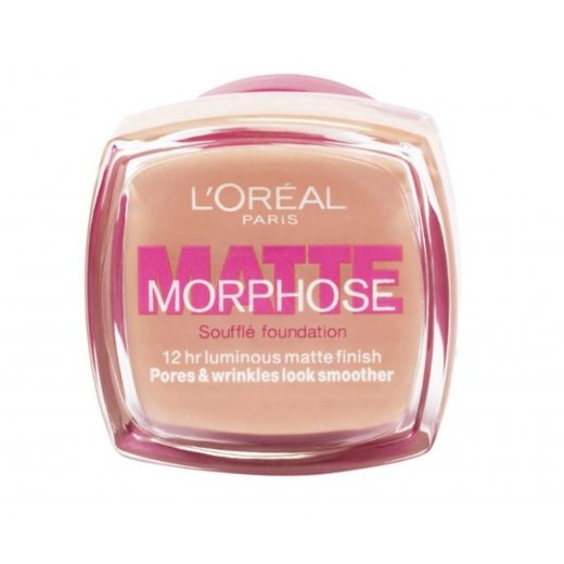 L'Oreal Matte Morphose 12 Hour Foundation – 20ml - Choose Your Shade