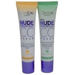 L'Oreal Nude Magique CC Cream