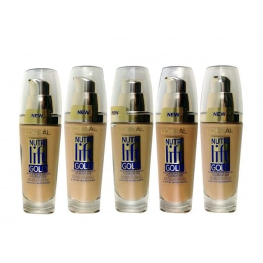 L'Oreal NutriLift Gold Foundation