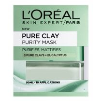 L'Oreal Pure Clay Purity Mask - Eucalyptus