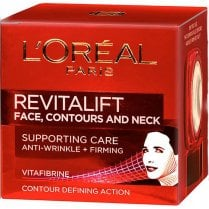 L'Oreal Revitalift Face Contours & Neck Cream