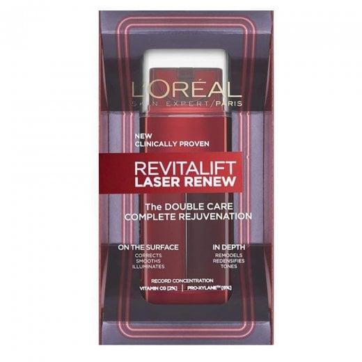 L'Oreal Revitalift Laser Double Care Cream