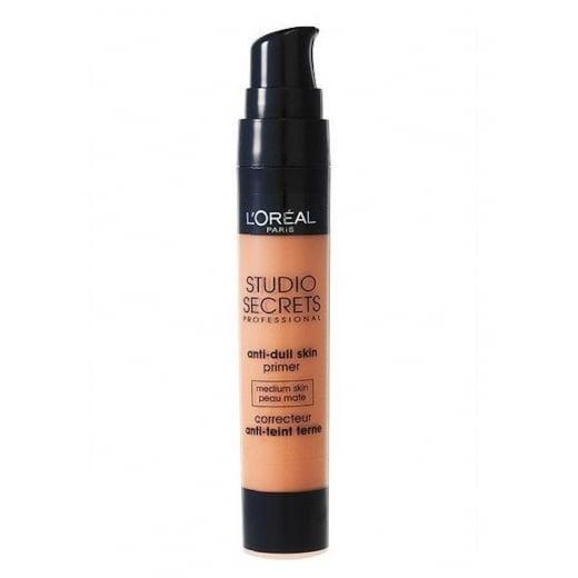 L'Oreal Studio Secrets Anti-Dull Skin Primer