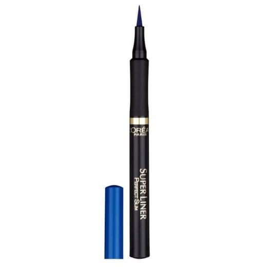 L'Oreal Super Liner Eyeliner Perfect Slim - Blue