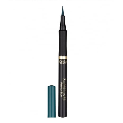 L'Oreal Super Liner Eyeliner Perfect Slim - Green
