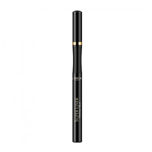 L'Oreal Super Liner Eyeliner Perfect Slim - Intense Black