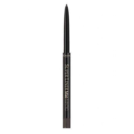 L'Oreal Super Liner Mat-Matic Eyeliner - Taupe Grey