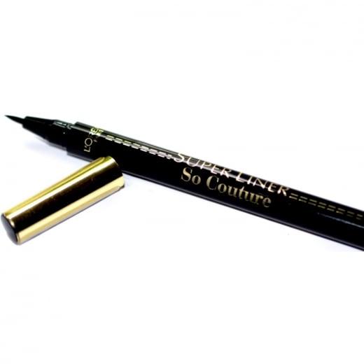 L'Oreal Super Liner So Couture Eyeliner - Black
