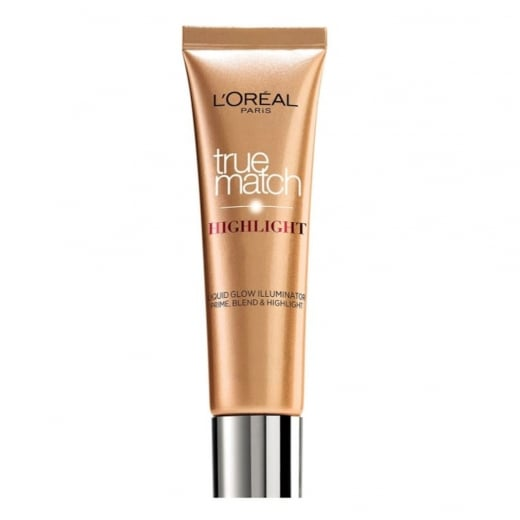 L'Oreal True Match Liquid Highlighter Cream - 101 D/W Golden Glow