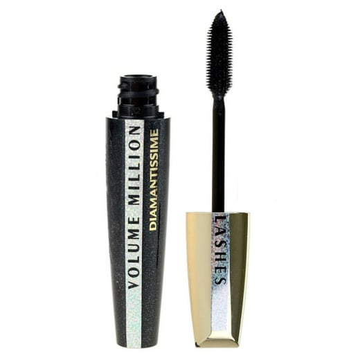L'Oreal Volume Million Lashes Diamantissime Mascara - Black