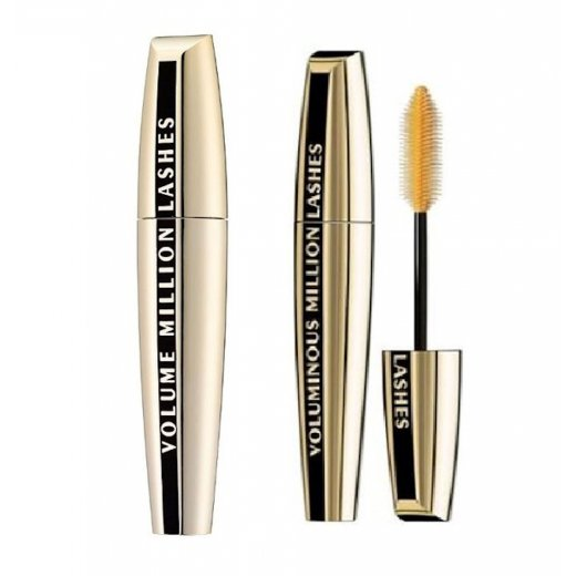 L'Oreal Volume Million Lashes Mascara - Black 9ml