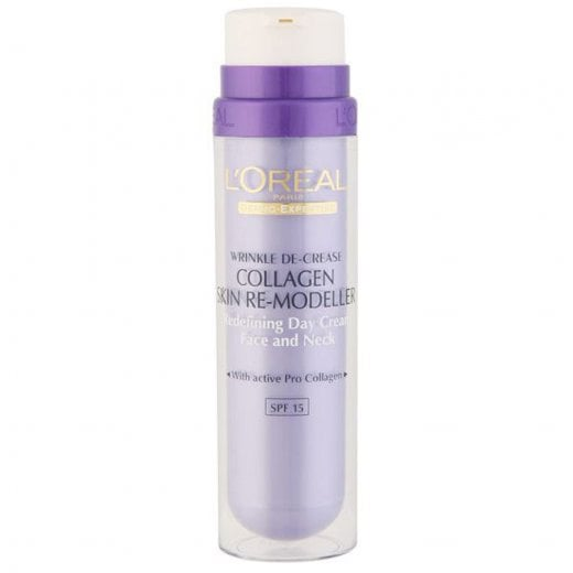 L'Oreal Wrinkle De-Crease Collagen Skin Remodeller