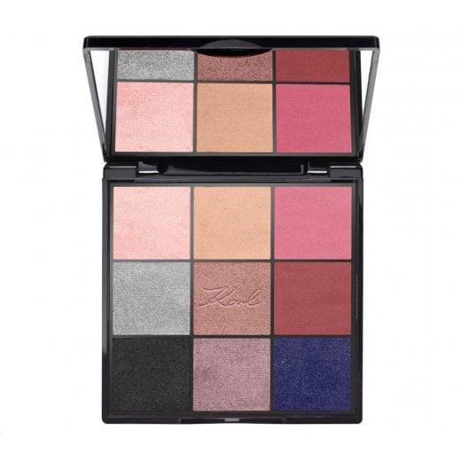 L'Oreal X Karl Lagerfeld Eyeshadow Palette