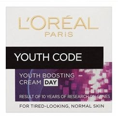 L'Oreal Youth Code Day Cream