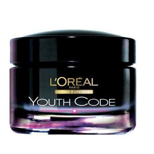 L'Oreal Youth Code Night Cream