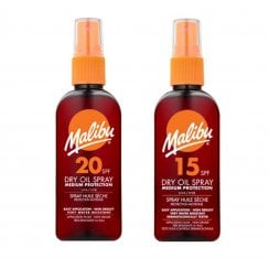 Malibu Dry Oil Spray - 100ml