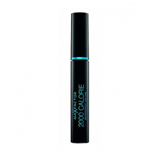 Max Factor 2000 Calorie Waterproof Volumising Mascara - Rich Black