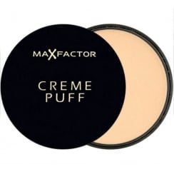 Creme Puff Compact Face Powder