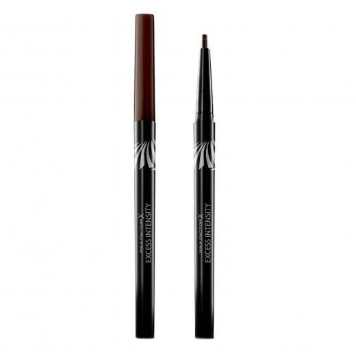 Max Factor Excess Intensity Eyeliner - 06 Excessive Brown